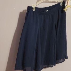 Old Navy ruffled skirt